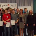Titelbild des Albums: Siegerehrung Landeswettbewerb Jena
