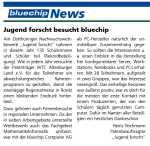 Firmenzeitung bluechip